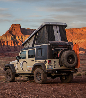 Jeep For Africa
