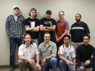 Strata Movember crew