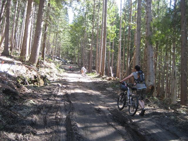 mountain bike walk 640x480