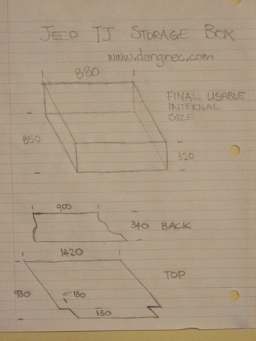 TJ Storage Box Plans