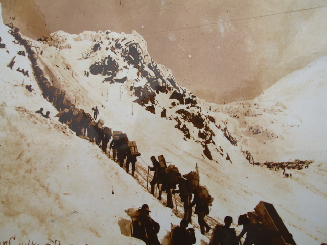 chilkoot trail olde time 640x480
