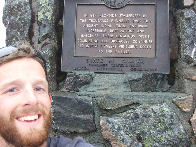 chilkoot trail plaque 640x480