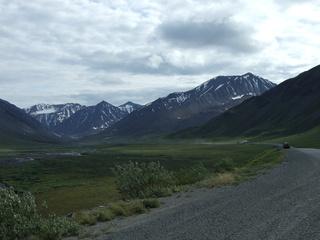 The Brooks Mountain Range 1