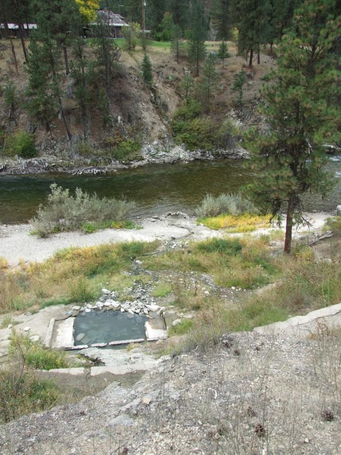 Idaho Hot Springs Pt  2 | The Road Chose Me