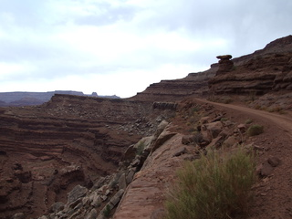 On the Shafer Trail