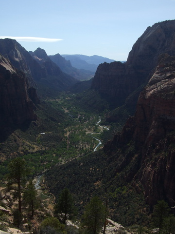 zion canyon view 360x480