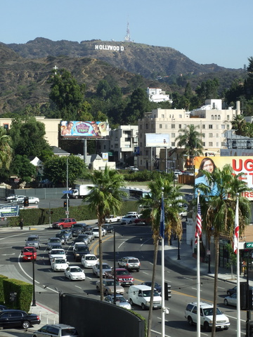 hollywood sign 360x480