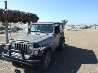 The Jeep in Mexico
