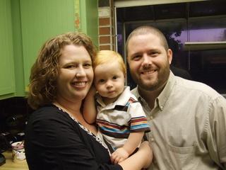 Jen, Christopher & Greg