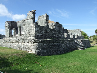 More ruins at Tulum