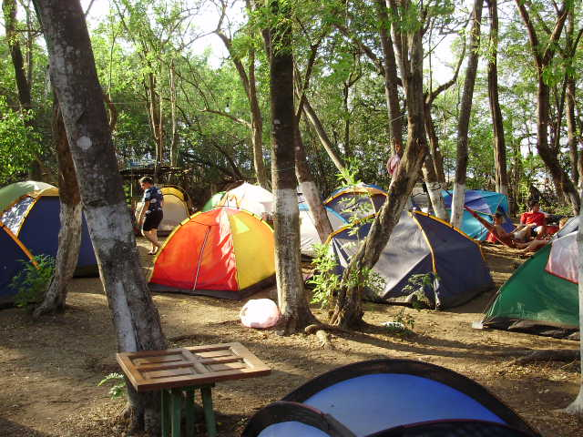 camping tamarindo