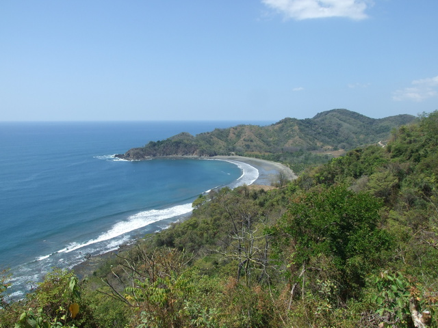 nicoya peninsula overlook 640x480
