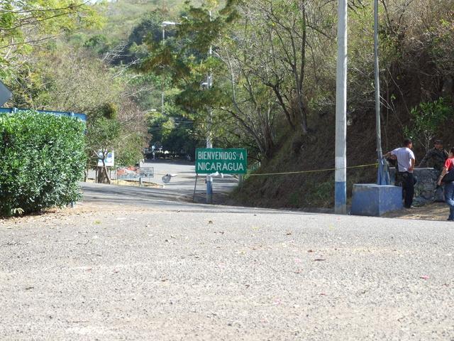 welcome to nicaragua 640x480
