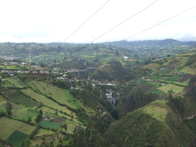 santuario de las lajas valley 640x480