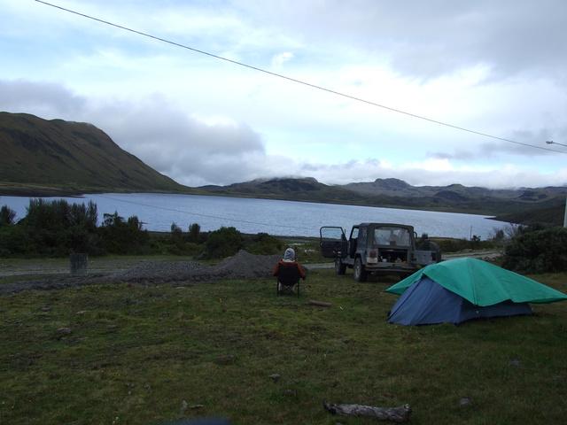 camping at laguna pisayambo 640x480
