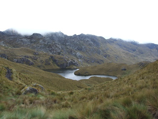 More views in Parque Nacional Cajas