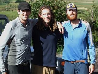 Seth, Dan & Parker