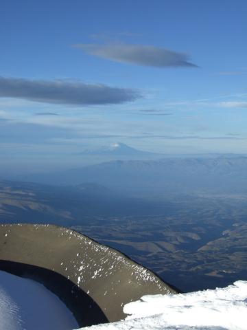 cotopaxi crater and chimborazo 360x480