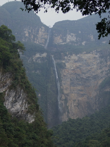 gocta waterfall 360x480