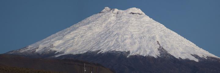volcan cotopaxi 720x240