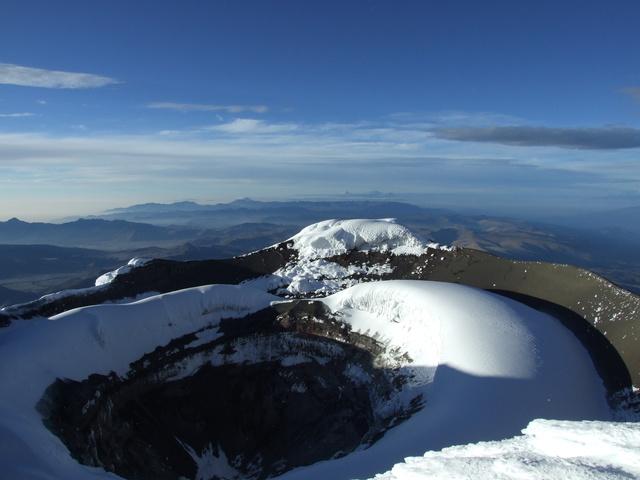 volcano cotoapxi crater 640x480