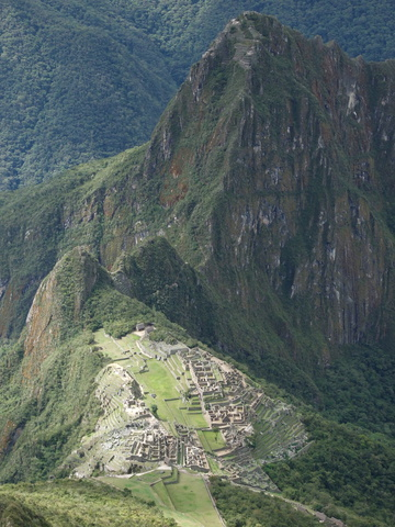 view from machu picchu mountain 360x480