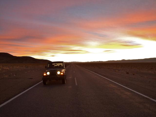 argentine sunset 640x480