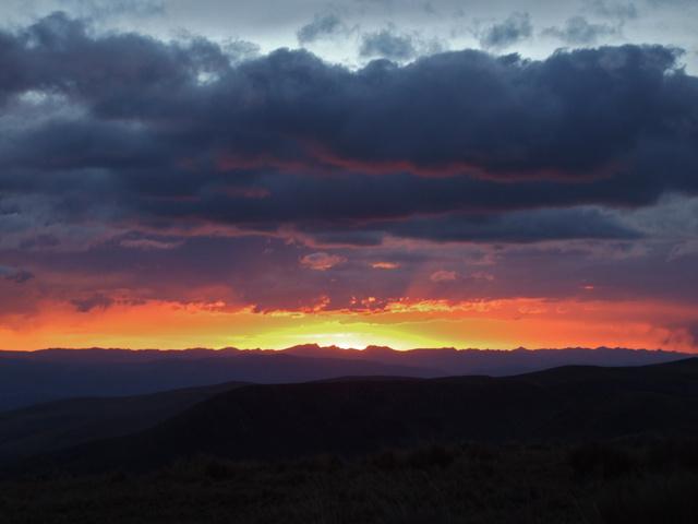 sunset 640x480