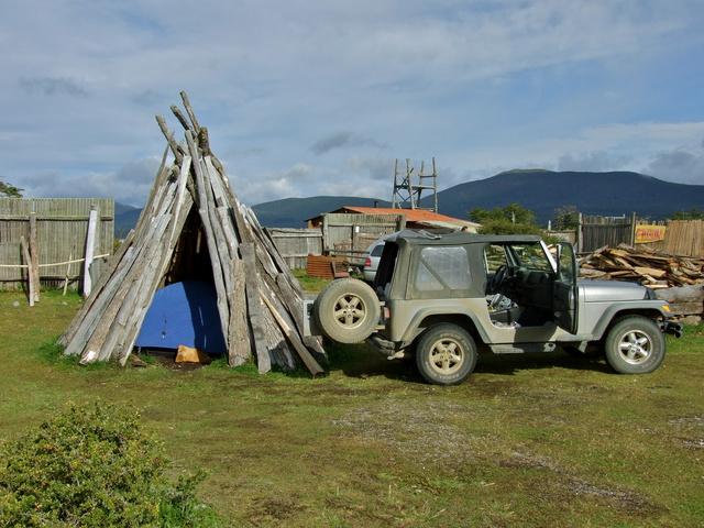 camping tepee 640x480