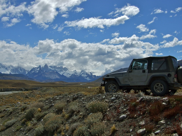 jeep mountains 640x480