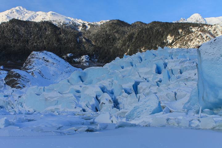 mendenhall lake ice 720x480