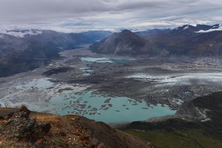 kaskawulsh glacier toe 720x480
