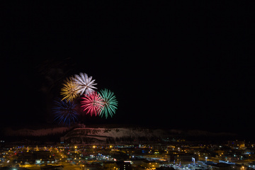 Rendezvous Fireworks 2