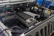 JK Wrangler Mercedes OM606 3.0 Turbo Diesel