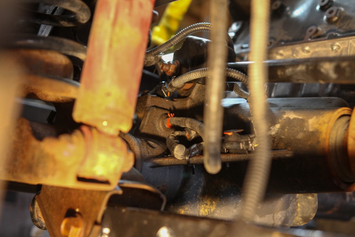 Diy Jeep Wrangler Jk Breather Hose Extensions The Road Chose Me Yj Engine Block Diagram Front Diff