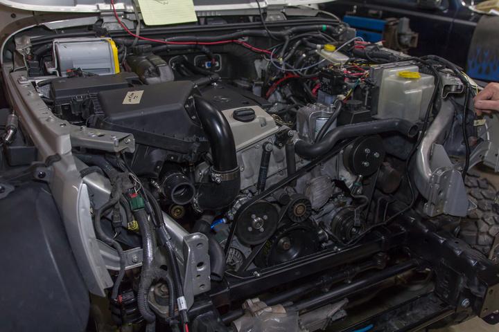 2007 Wrangler Unlimited Rubicon 3 0 Mercedes Turbo Diesel
