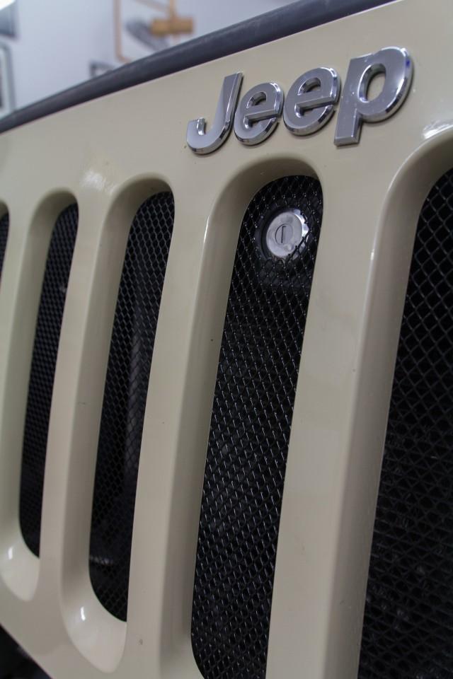 Used Jeep Wrangler Near Me >> DIY Jeep Wrangler JK Hood Lock Install | The Road Chose Me