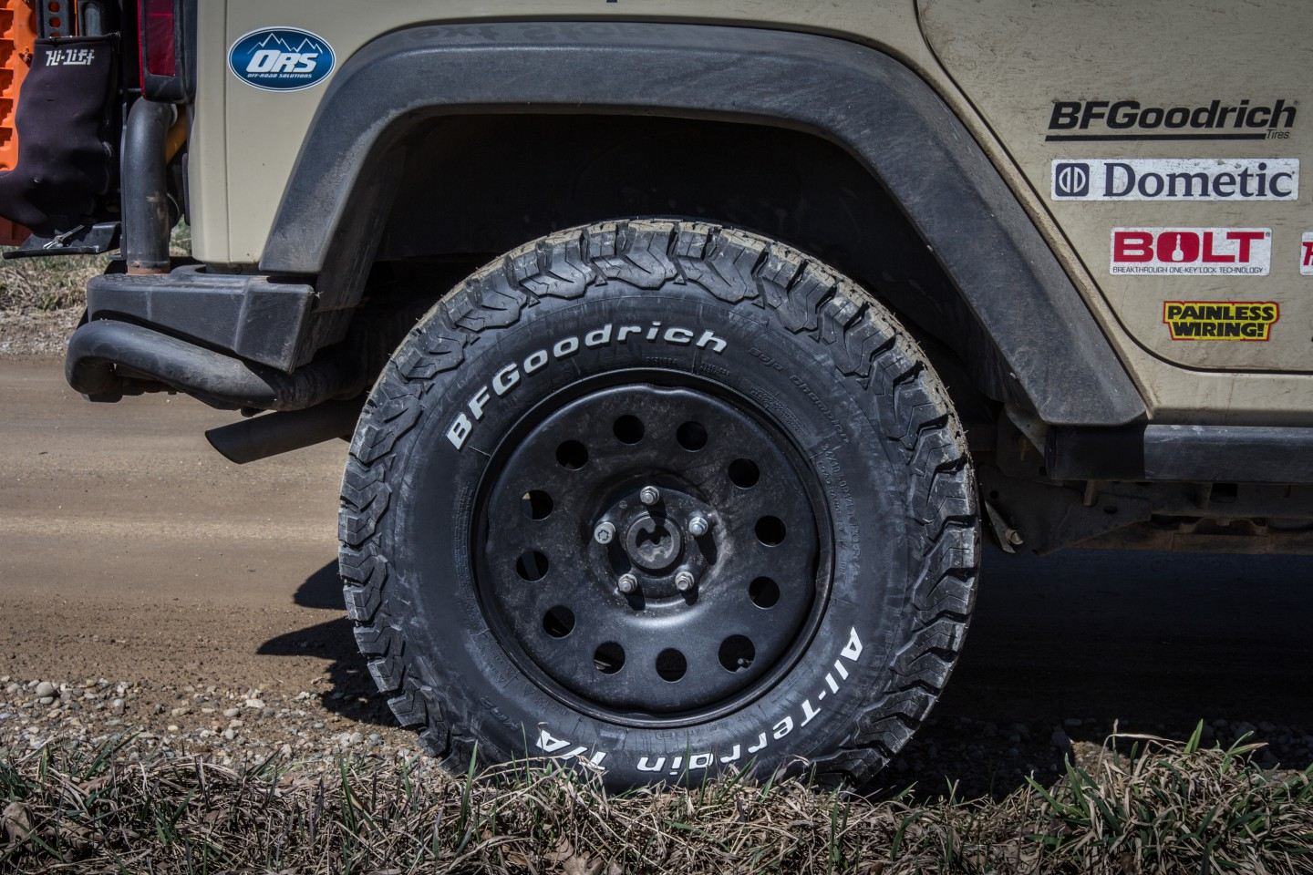 Bfgoodrich Ko2 All Terrain Tires The Road Chose Me