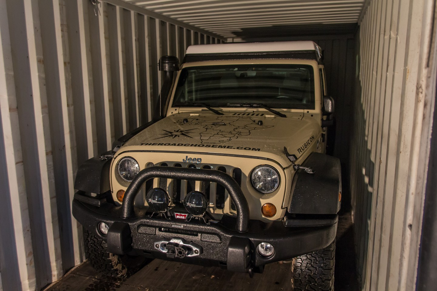 Jeep Quotes Shipping A Vehicle From North America To Europe  The Road Chose Me