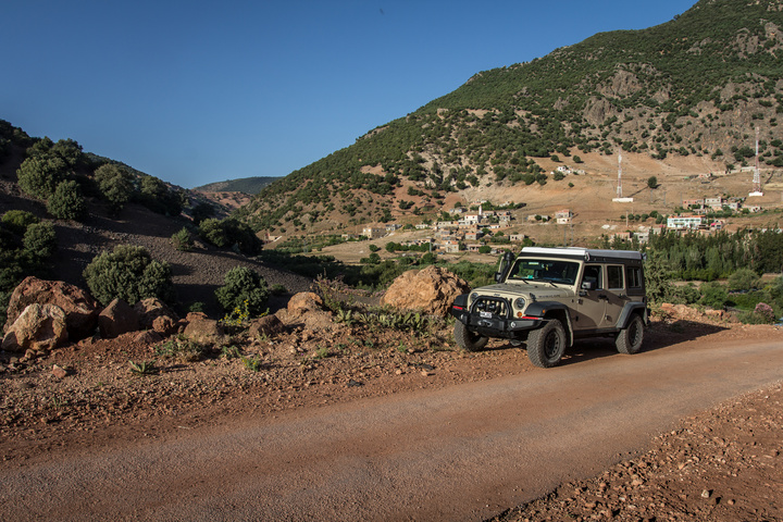 into the atlas mountains 720x480