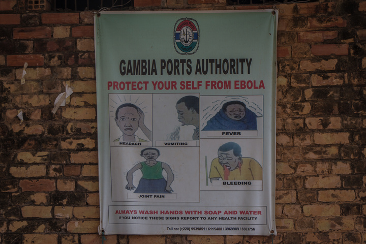 georgetown gambia ebola sign 720x480