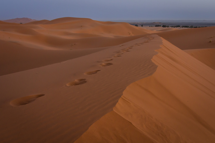 sahara dunes footprints 720x480