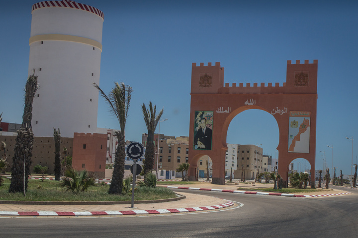 The cities in Southern Morocco are impressive