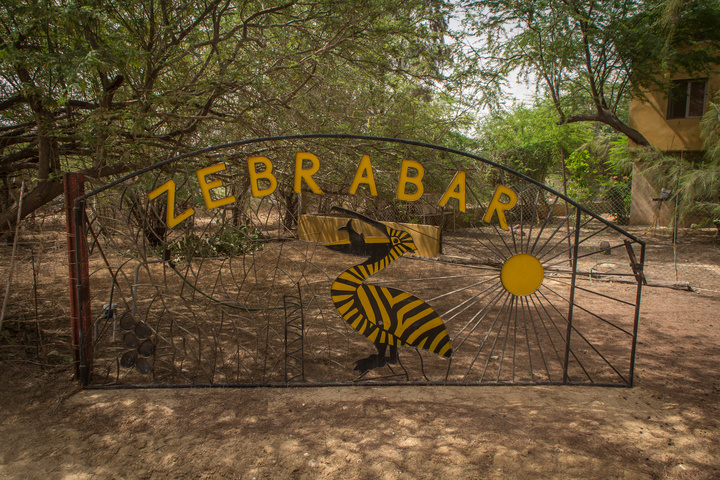 Zebrabar - A famous Overlander hangout if ever there was one