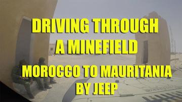 Driving Through a Minefield