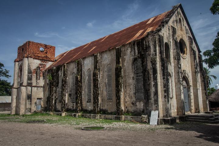 An impressive old church