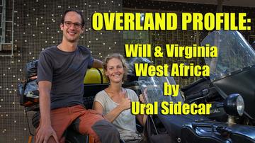 Overland Profile - Ural Sidecar West Africa