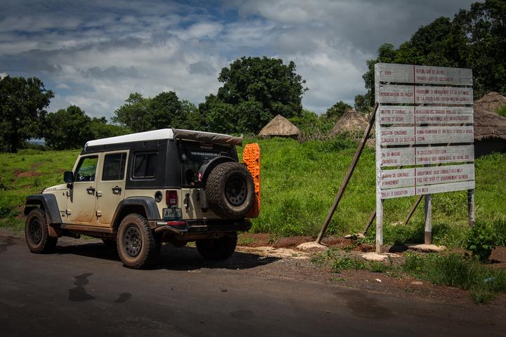 In Guinea