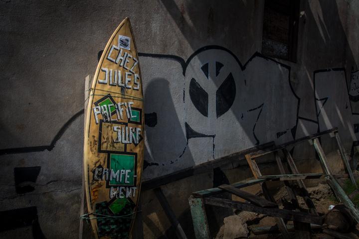 Chez Jules - surf spot