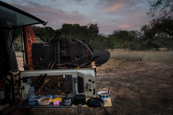 jeep africa mali sunset 720x480
